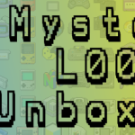 Mystery Loot Unboxing #4 – Mein erster Gameboy, MGB !