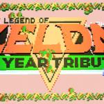 The Legend of Zelda – 3D Voxel Fan Remake zum 30. Jubiläum [Play it NOW]