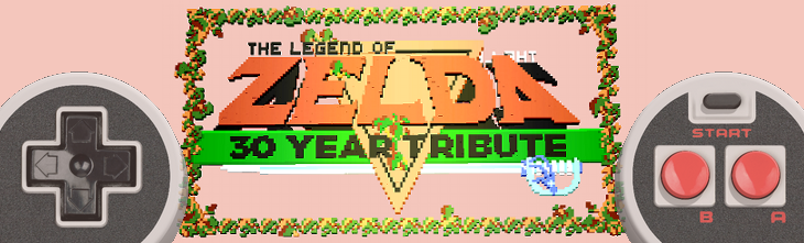 The Legend of Zelda – 3D Voxel Fan Remake zum 30. Jubiläum [Play it NOW]